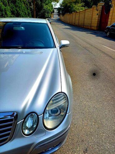 mercedes monitor - Azərbaycan: Mercedes-Benz E 220 2.2 l. 2006 | 188000 km