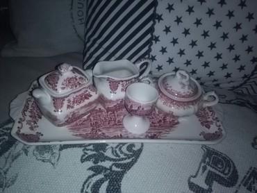 Engleski porcelan ko sta voli,pogledaj moje oglase ima svasta,moze na - Sombor