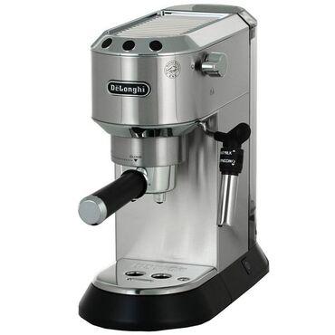 Кофеварка DELONGHI EC685.M   Рожковая помповая кофеварка, 1350 Вт