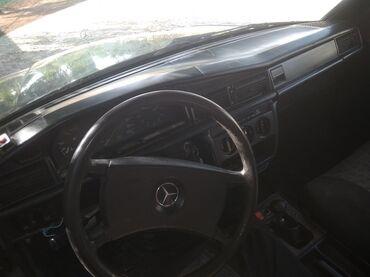Mercedes-Benz в Кыргызстан: Mercedes-Benz 190 (W201) 1.8 л. 1990 | 985602 км