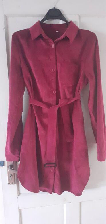 Личные вещи - Заречное: Женская рубашка или туника. В отл состоянии. Размер 50-52-54. Обмен