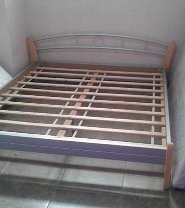 Кровать двуспальная из МДФ в Бишкек