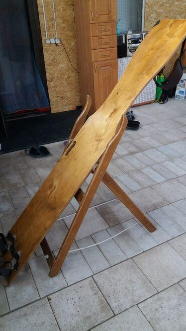 Медтовары - Кант: Продаю инверционный стол из фанеры,в хорошем состоянии.Цена 7000