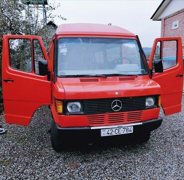 bir qollu paltarlar - Azərbaycan: Mercedes-Benz 200-Series 2.5 l. 1994 | 315000 km