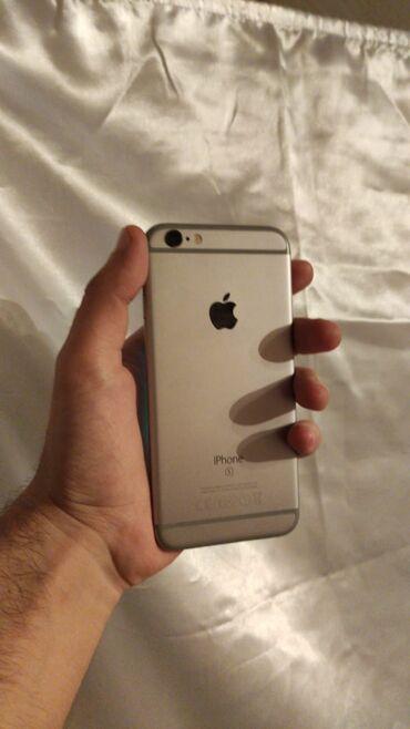Apple Iphone - Azərbaycan: İşlənmiş iPhone 6s 32 GB Qara