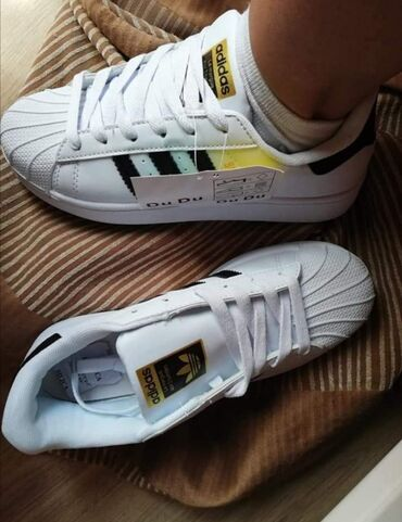 Adidas patike bele Brojevi 36-41 / 2800 din