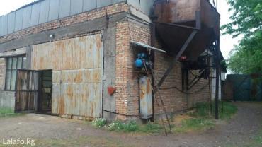 ДЕЙСТВУЮЩИЙ столярный 168 м. кв. Малярный 102 м. кв. Сварочный 90 м. к в Кара-Балта