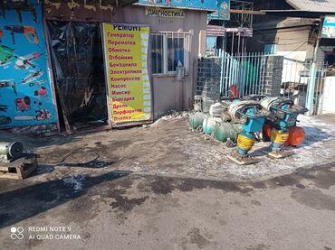 трамбовка в Кыргызстан: Аренда и ремонт электроинструментов  Префаратор Балгарга  Адбой