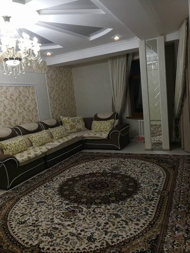 элитную квартиру в Кыргызстан: Сдаю 3-х комнатную элитную квартиру Малдыбаева-Ахунбаева