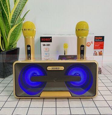Описаниебеспроводная стерео караоке системаmagic karaoke sdrd