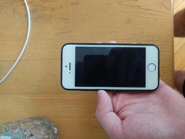 apple-iphone-5s-16gb - Azərbaycan: Iphone 5S (16GB) telefonda hechbir problem yoxdur. Zaryatqa yaxshi