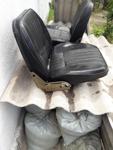 Сиденье от трактора МТЗ  Сиденье 3 шт Подушка сиденья Состояние нового