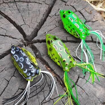 Резиновые лягушки в ассортименте.Данная приманка предназначена для