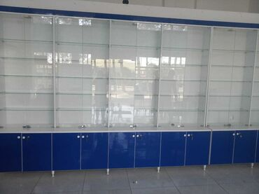 bu üçün sterilizator - Azərbaycan: Magaza ucun vitrin mebeli,ela veziyyetde. Olculeri: 1) 2,18sm *4,40 sm