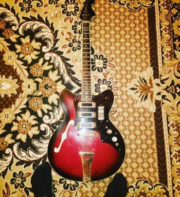 Gəncə şəhərində Gitara ela vezyetdedi her bir yeri isley