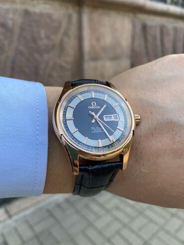 Золотистые Мужские Наручные часы Omega