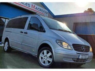 двигатель мерседес 124 2 3 бензин в Кыргызстан: Mercedes-Benz Vito 3.7 л. 2007
