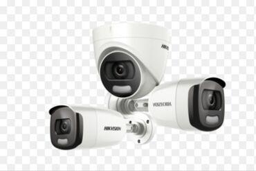 Видео-камера - Кыргызстан: Установка, монтаж и обслуживание камер видеонаблюдения, домофонов