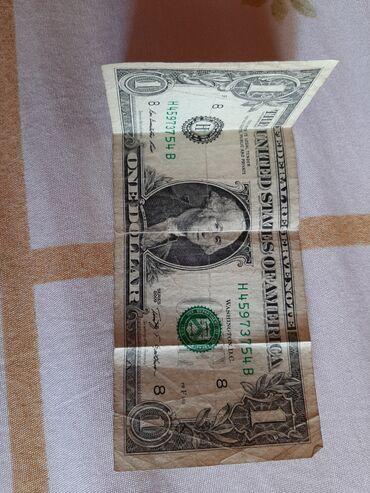 1 dollar satilir