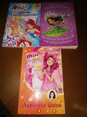 Cetiri interesantne knjige za male devojcice