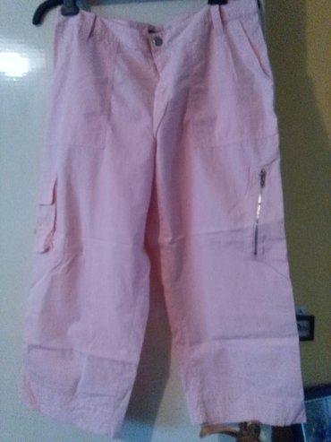Pantalone tricetvrt za krupnije dame,kao noveeee,prelep kroj,vidi - Sombor