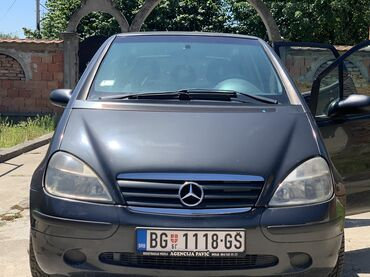 Polovni automobili - Srbija: Mercedes-Benz A 170 1.7 l. 2002 | 2000 km
