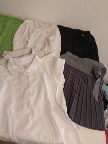 Пакет вещей на мальчика 7,8,9лет в в Бишкек