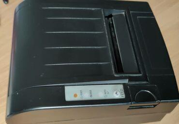чек в Кыргызстан: Принтер для печати чеков