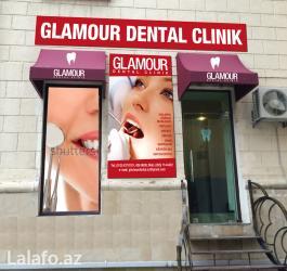 Bakı şəhərində şəhərin mərkəzində təzə açılmış elit stomatoloji klinikaya başlanğıq