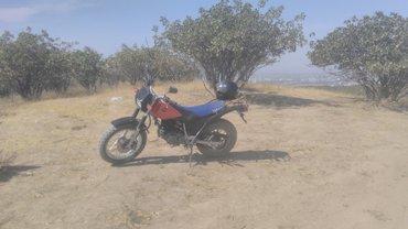Продаю yamaha tw200  состояние хорошее. Объем 200 кубиков , двигатель в Бишкек