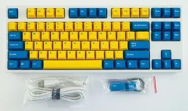 Клавиатуры в Кыргызстан: Продам эксклюзивную High-End механическую клавиатуру Leopold Fc750R