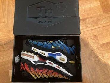 Posao u inostranstvu - Srbija: Nike air max TN greedyovaj model je najk izbavio povodom 20 godina