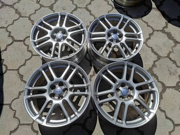 купить диски для машины в Кыргызстан: Диски toyota диаметр r17 сверловка 5*100ширина 7.0j вылет et45dia