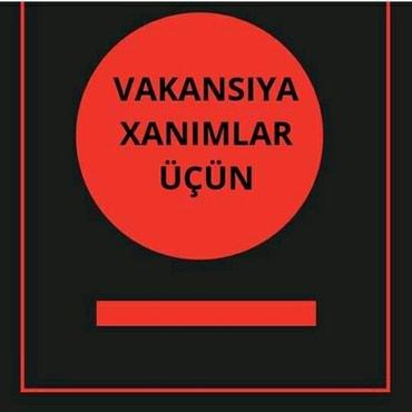 Bakı şəhərində İş barədə məlumat
