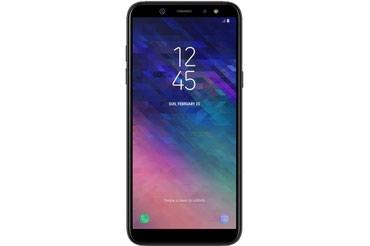 zapchasti a6 в Азербайджан: Новый Samsung Galaxy A6 32 ГБ Черный