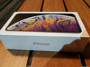 Apple iPhone XS Max - 64GB - Gold