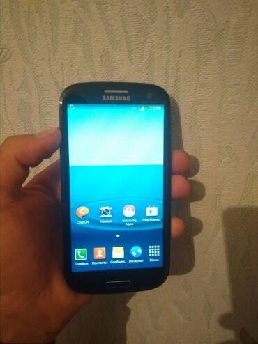 Б/у Samsung I9300 Galaxy S3 16 ГБ Черный