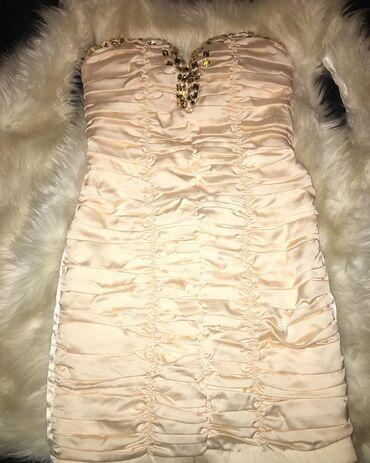 Nova, turska satenska haljina. Perfektno i efektno izgleda.cena nije