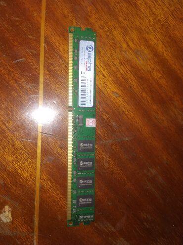 Kompüter ehtiyyat hissələri - Azərbaycan: Operativ yaddaş 2GB RAM DDR3