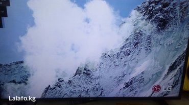 телевизор 49 дюймов в Кыргызстан: Телевизор lg 49 дюйм smart ultra hd, wifi, usb, hdmi, dvb-t2, dvb-s2