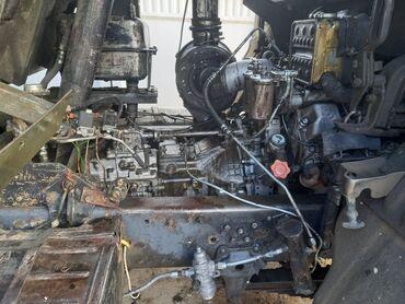 Транспорт - Кадамжай: Двигатель камаза