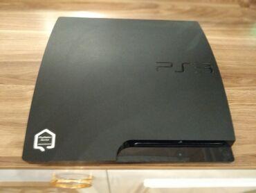"""oyun kompyuterleri в Азербайджан: """"PS3"""" satılır. Az işlənib, heç bir problemi yoxdur. İçində 6 dənə"""