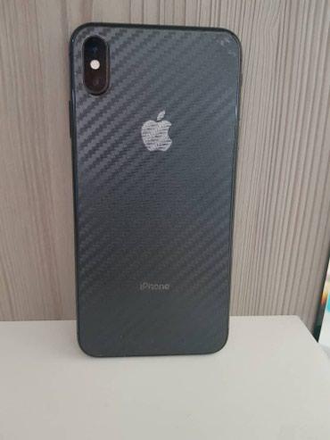 Продаю Iphone Xs Max 256Gb 2Sim Черный с коробкой в Бишкек