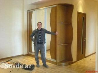деревянные ножки для мебели в Азербайджан: Мастер-собираю мебель-шкафы купе по индивидуальным размерам и