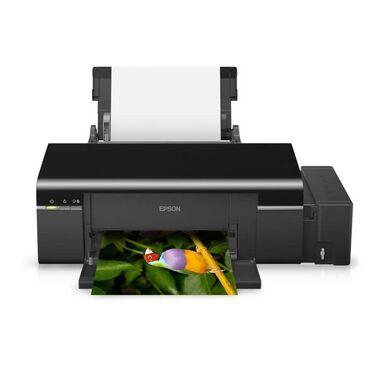 Электроника - Кыргызстан: 6 цветный фото-принтер Epson L800Для печати фото, визиток, обложек