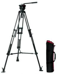 Штатив manfrotto 501hdv   б/у в Бишкек