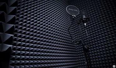 студия звукозаписи комплектация в Кыргызстан: Акустический поролон для студии звукозаписи, размер листа 1х2м