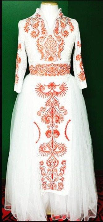 Платье национальное новое. в Бишкек