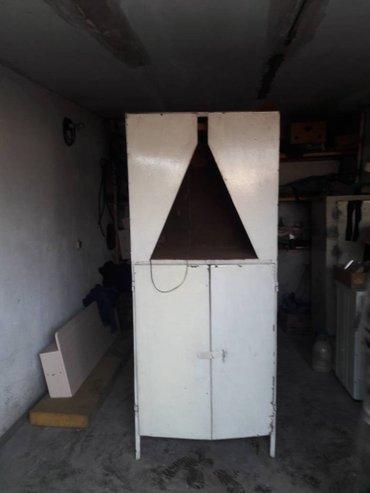 Вытяжной шкаф для пайки зубных в Бишкек