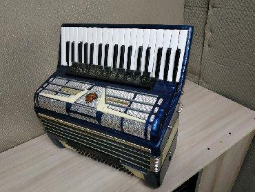 аккордеон-weltmeister в Кыргызстан: Аккордеон сатылат Weltmeister amigo 7/8 размерде